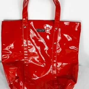 **SALE**Micys co. Milano Italy red Pupa bag.